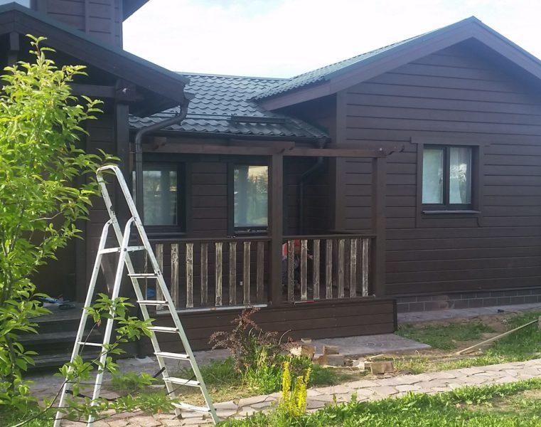 Ремонт дачного дома: первостепенные этапы работы