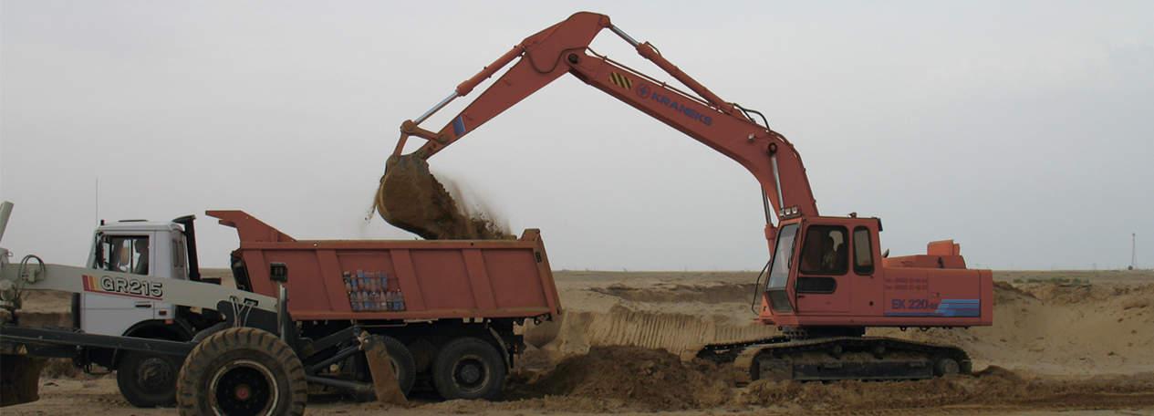 Компания «Кранэкс» — от проектирования строительной техники до стального литья и раскройных работ