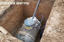 Буферная емкость системы водоснабжения