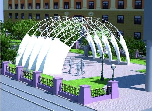 Малые архитектурные формы Екатеринбург