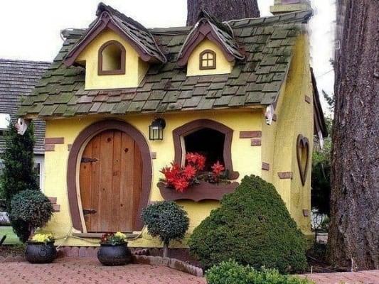 Дачный домик для сезонного проживания