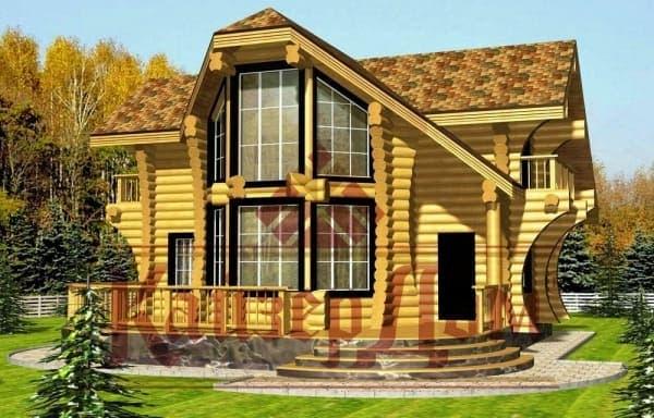 Кайзер дом - строительство срубовых домов