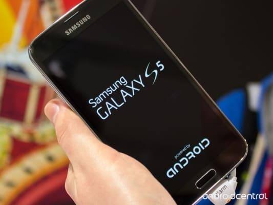 Главный приз конкурса Samsung Galaxy S5