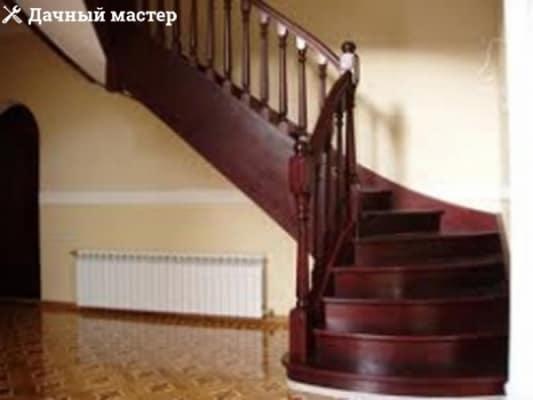 Разворотная лестница