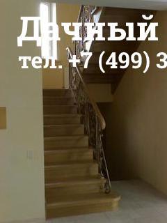 Полноразворотная лестница