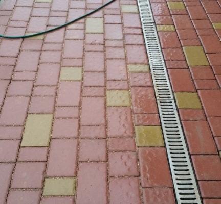Линейная ливневая канализация