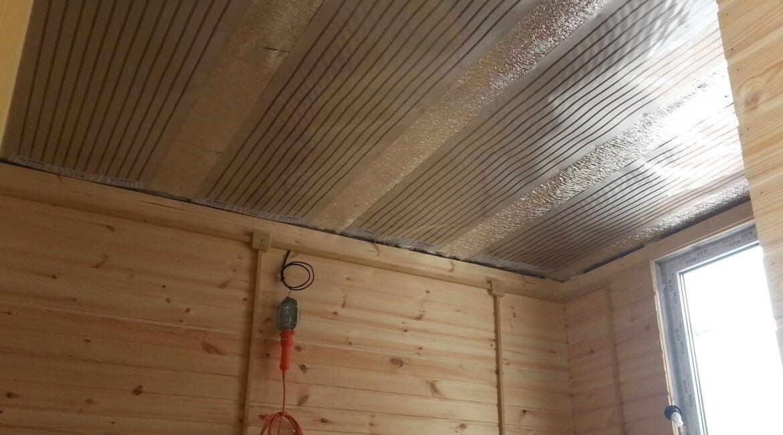 Инфракрасный потолок