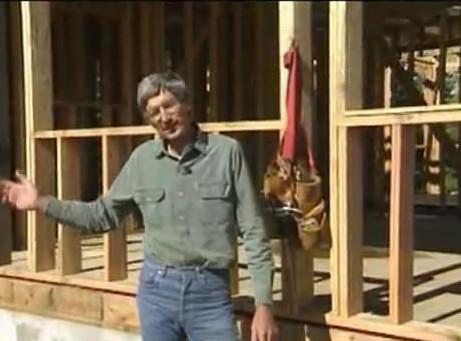 Ларри Хон (Larry Haun): строительство каркасного дома по шагам