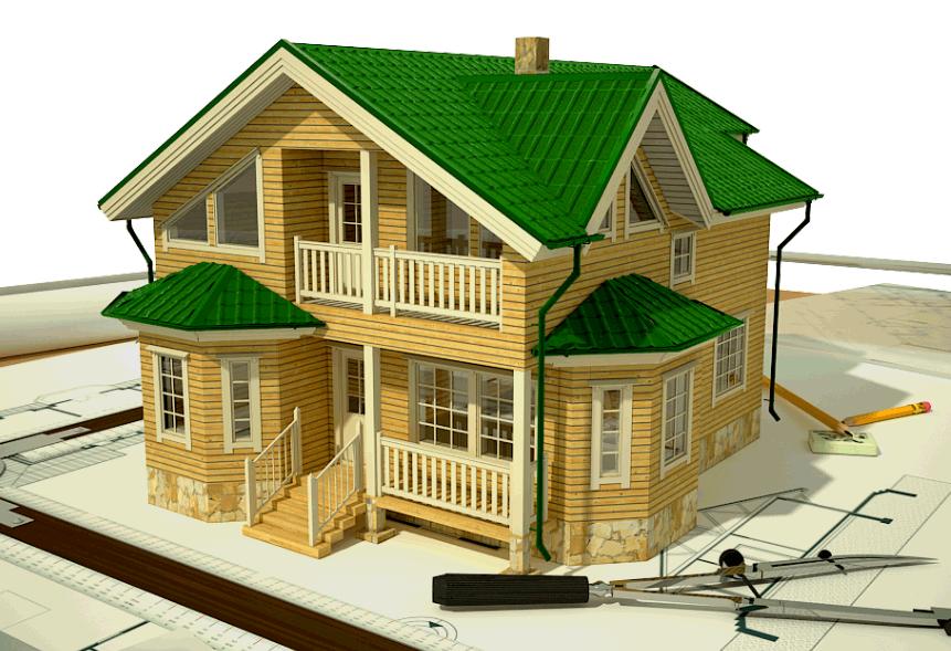Проектирование и строительство каркасного дома