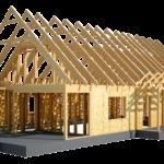 Строительство каркасного дома — очевидная выгода со множеством преимуществ