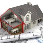 Реконструкция дачного дома целью расширения жилплощади