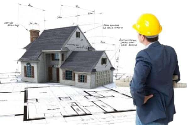 Private master builder or client's supervision over construction