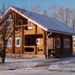 Строительство деревянных срубовых домов