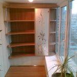 Как выбрать шкаф на балкон