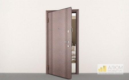 Защитные стальные двери