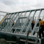 ЛСТК технология — современный вариант каркасного строительства