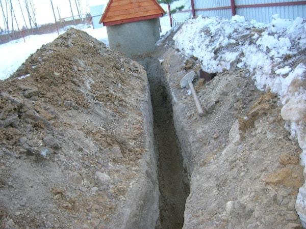 Дачный водопровод