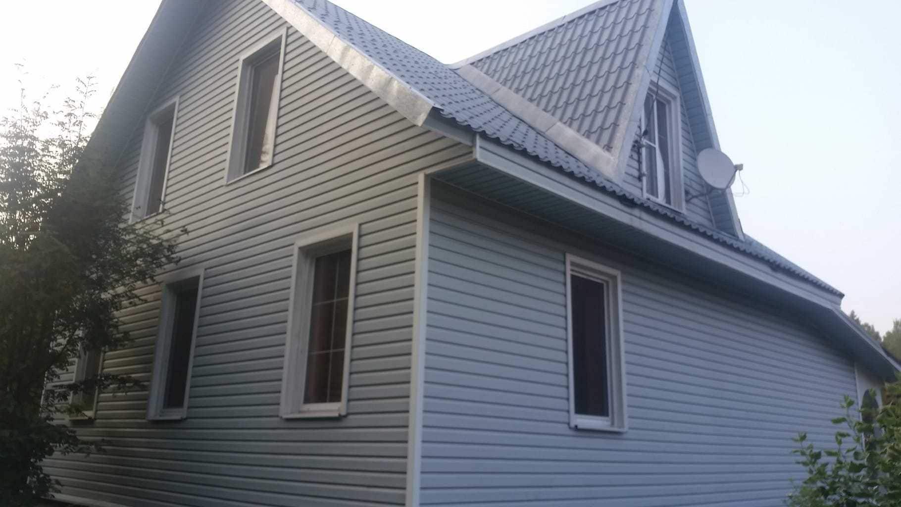 Ремонт дачного дома. Полы, внутренняя отделка, система водоснабжения.