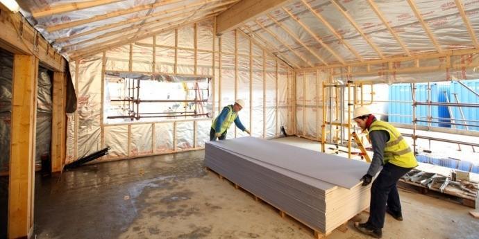Деревянное домостроение нормы