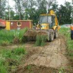 Организация процесса очистки территории для благоустройства