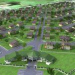 Недвижимость за городом:  займут ли российские поселки лидирующую позицию?