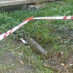 В дачном поселке Подмосковья обнаружен снаряд