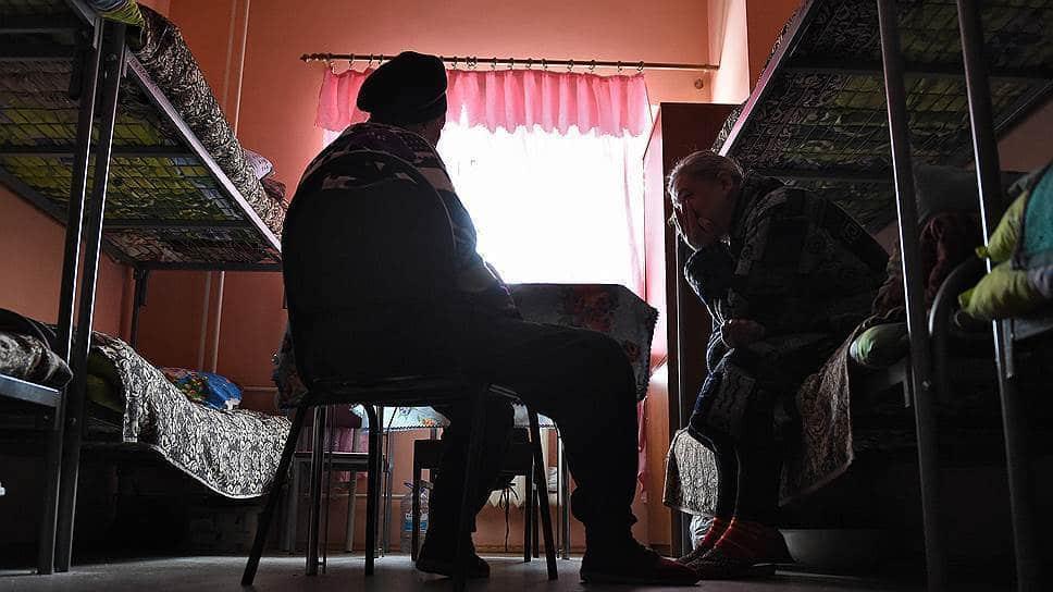 Дачный приют для бездомных