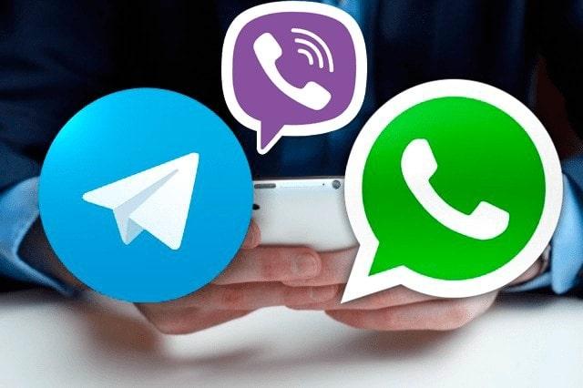 Дачный мастер в Viber и Telegram