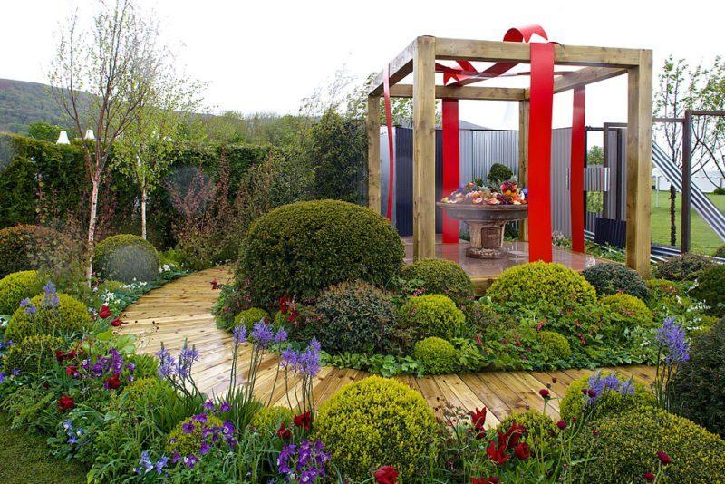 Выставка «Загородный дом. Деревянное домостроение. Ландшафтный дизайн. Цветы 2017»