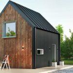 Капсульный дом — идеальный вариант для жизни на природе