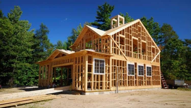 Как избежать ошибок при строительстве каркасного дома под ключ