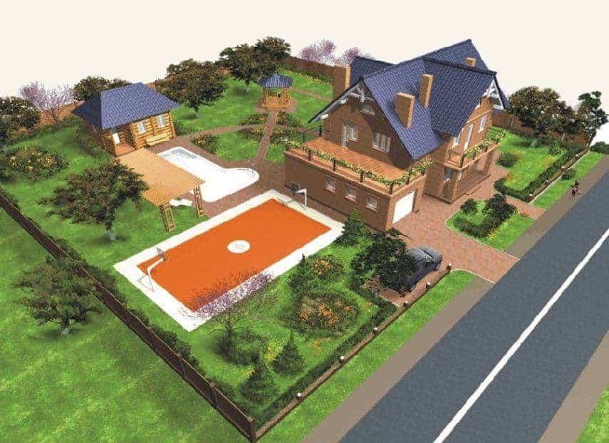 Виды и особенности домов для загородного участка