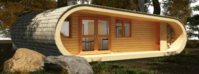 новинки для дачного деревянного дома