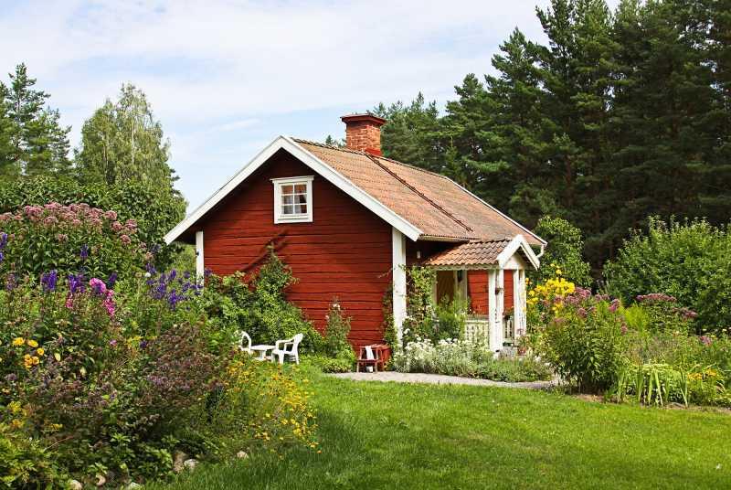 ремонт дачного деревянного дома