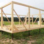 Строительство и ремонт каркасных дач