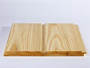 Вагонка из лиственницы – лучший выбор для внешней и внутренней отделки