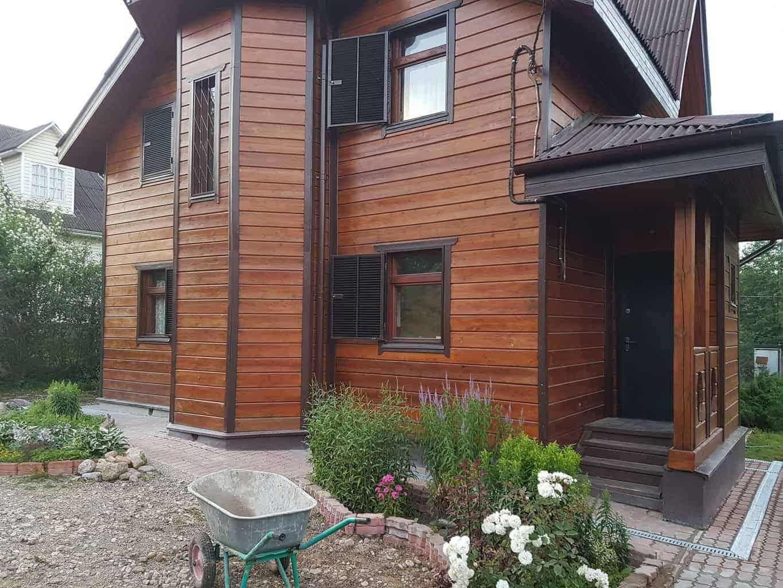 Ремонт (замена) деревянного пола в дачном доме