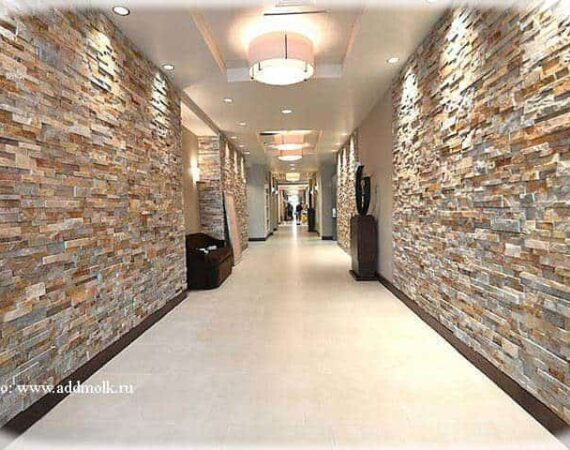 дизайн интерьера коридора