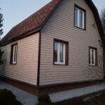 Реконструкция и отделка деревянного дома