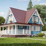 Реконструкция деревянных домов в Московской области