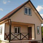 Каркасное строительство частных домов и дач