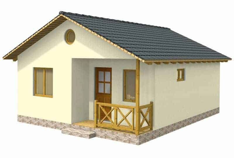 Timber frame houses – a new word in the residential construction