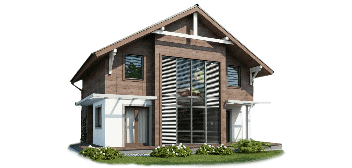 Construction and reconstruction of a country house with the latest technology