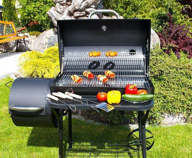 Grills for garden