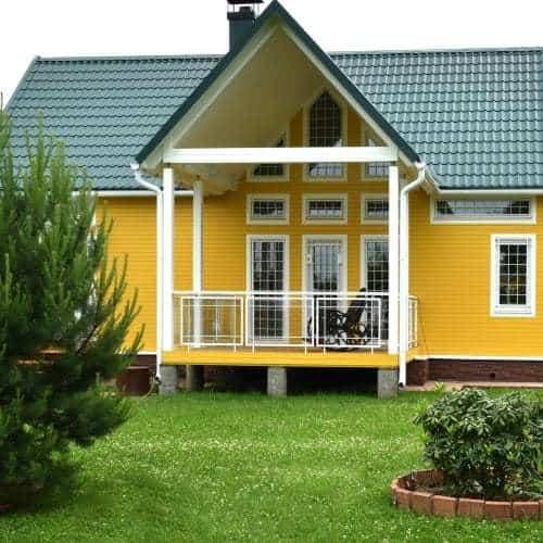 Реконструкция и достройка домов: особенности работ