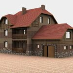 Этапы капитального ремонта загородного дома