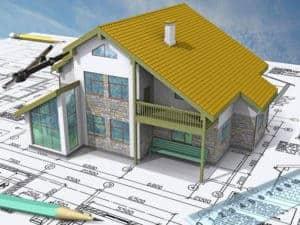 Строительство каркасного дома: особенности работ