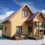 Каркасный дом 9х9 под ключ: особенности, технология