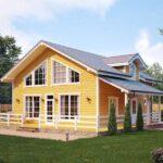 Особенности строительства дачных домов