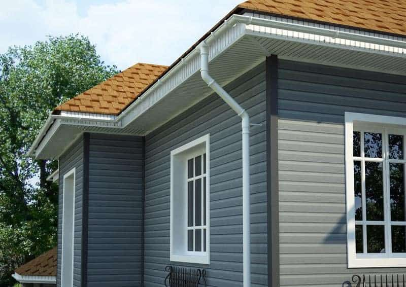 Otdelka country house siding — pros and cons of technology